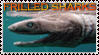 Frilled Shark Stamp by SirCrocodile