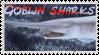 Goblin shark stamp by SirCrocodile