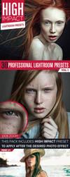 30 High Impact Lightroom Presets Vol.1 by LuciferB