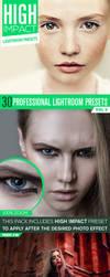 30 High Impact Lightroom Presets Vol.2 by LuciferB