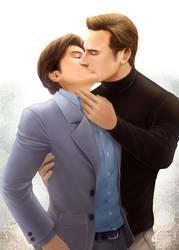 XMFC- Kissing you by GarnetQuyenDinh