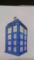 Tardis by Nscorpio13