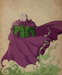 Mysterio by Nscorpio13