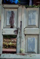 Broken Window by Kuldip