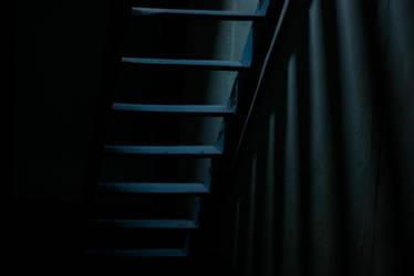 Staircase or Scarecase? by Kuldip
