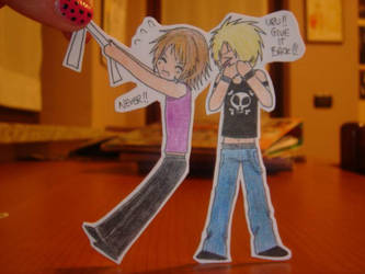 Paperchild: Reita and Uruha by PuppetsMastaaaa