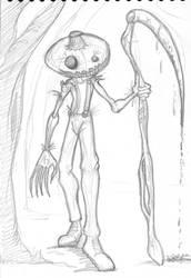 Pumpkin reaper by Suldyn