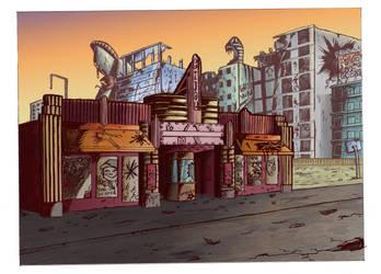 Bijou Theatre by Suldyn