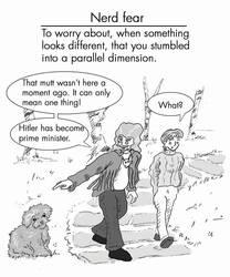 Nerd fear - Parallel Dimension by LJSLarsson