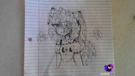by far the best pen drawing iv'e done....EVER by crystalzwolf