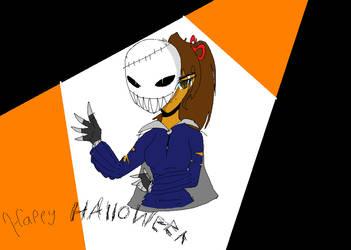 Happy Halloween!!! by crystalzwolf