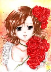 Rose Bride by YueYuki