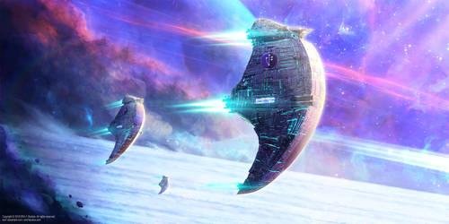 Star Patrol I by E7S