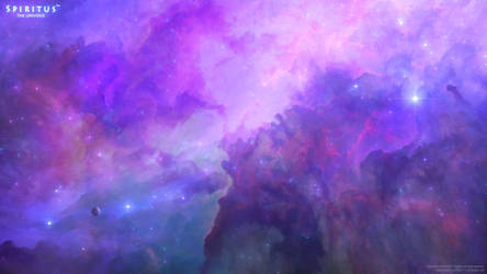 How to draw an Epic Nebula - Gumroad Tutorial by E7S