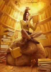 Library Rats by maximegirault