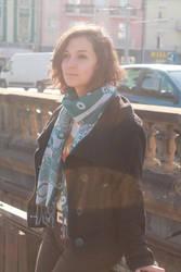 in the city by DianaValkanova