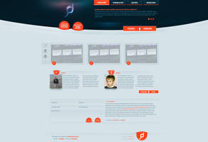 New layout portfolio by JodelKaDesign