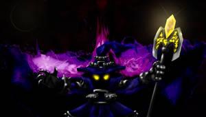 League of Legends Veigar by Hyrou