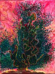 Arbre vert by ChristellePetit
