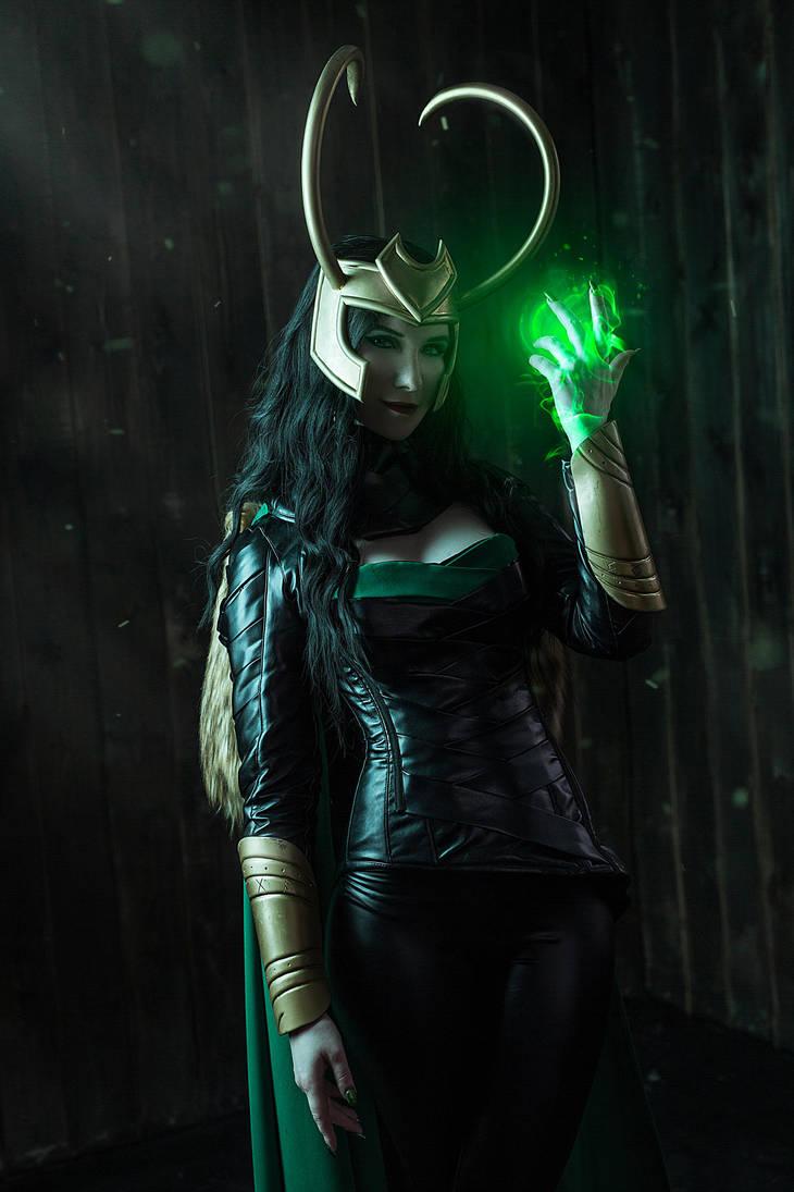 Loki by StarSirena