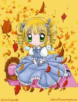 :ArtTrade with Snow Princess: by izumika