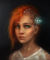 Cyborg Mk3 by ReBeLKiMy
