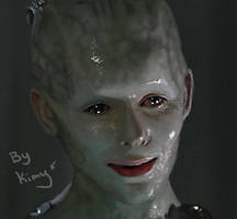 Borg Queen Study by ReBeLKiMy