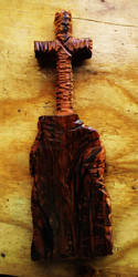 Wooden Cross 2 by wimpified