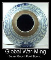 Global War-Ming by Hattmannen