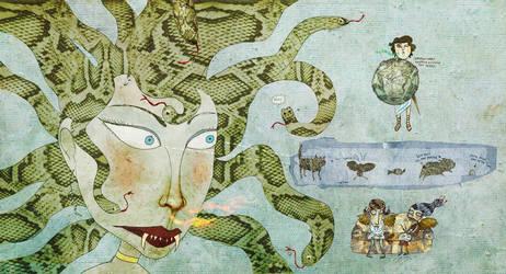 Medusa by directors-cat