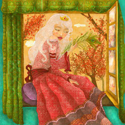 Princess Rosette cover by directors-cat