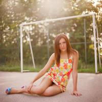 goalkeeper. by aanaliza