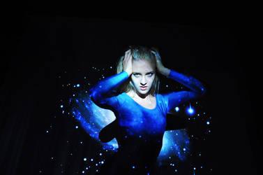 cosmic girl, cosmic town by aanaliza
