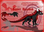 Sarnet Bassilisk Reference by Rebecca1208