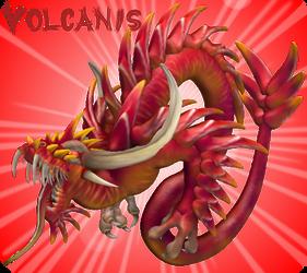 Spore - Volcanis by Rebecca1208