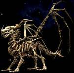 Spore - Skull Dragon by Rebecca1208