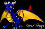 Kimo-Spyro Mix by Rebecca1208