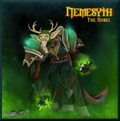 WoW: Nemesyth by Rebecca1208