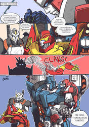TF MTMTE - Eavesdropping by pika