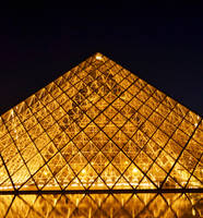 Louvre by night I by AdrianaFilip