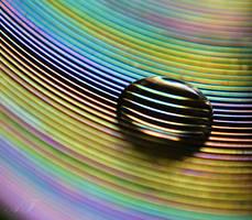 Rainbow Drop by AdrianaFilip