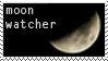 Moon Watcher by Geanfrancois