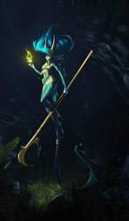 mermaid by Ecassandra