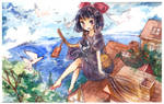 Commission - Kiki's Delivery Service by revanche7th