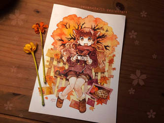 AUTUMN by revanche7th
