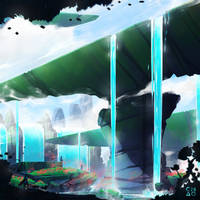 Oasis by CM2D