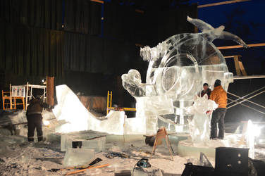 Ice sculpture 76 by Roxy-the-art-nut