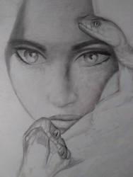 Medusa 3 by Roxy-the-art-nut