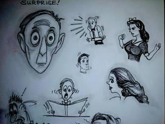 Cartoons 2 by Roxy-the-art-nut