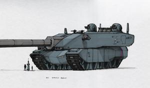 ESI M9400/T Bearcat 'Lucky Sevens' by Exofuture